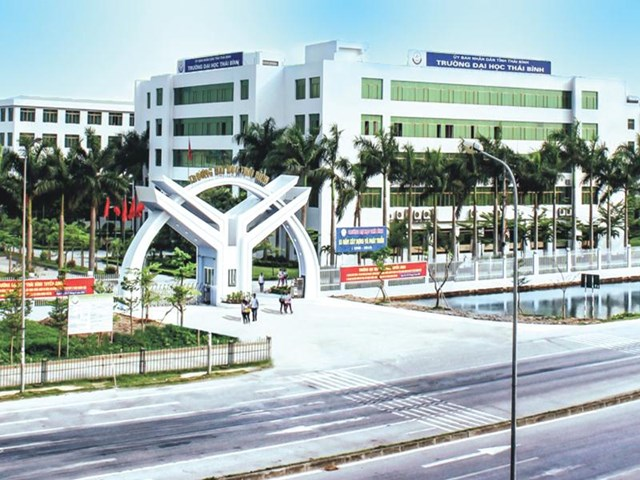 Trường Đại học Thái Bình.