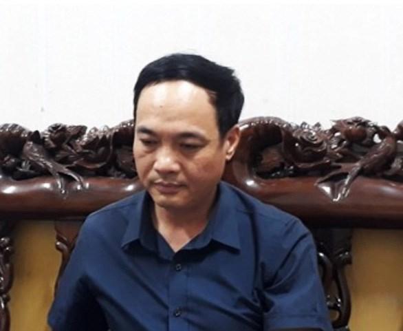 Ông Đặng Xuân Hậu.