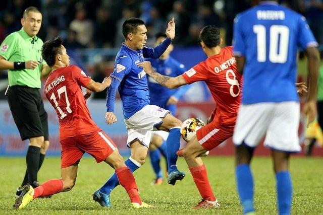 Than Quảng Ninh sẽ dùng lợi thế sân nhà cùng khát khao chiến thắng để có thể tạm vươn lên dẫn đầu.