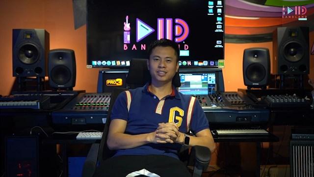 Nhạc sĩ - nhà sản xuất âm nhạc Dương Cầm.