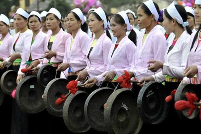 6 tỉnh tham dự Ngày hội Văn hóa dân tộc Mường lần thứ II - Ảnh 1
