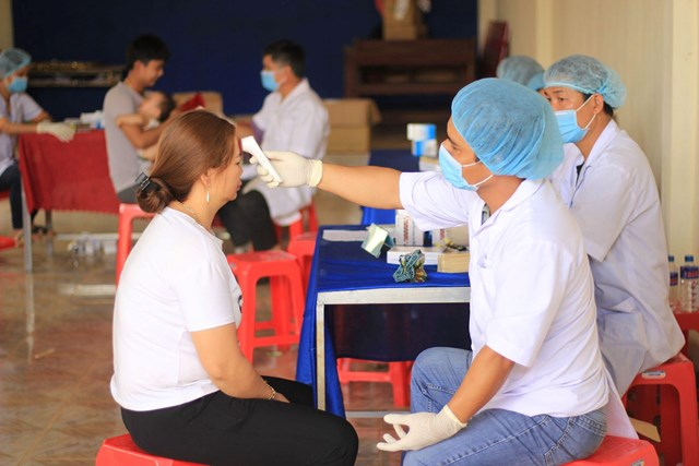 Tỉnh Gia Lai tiếp tục nỗ lực phòng chống bệnh bạch hầu.