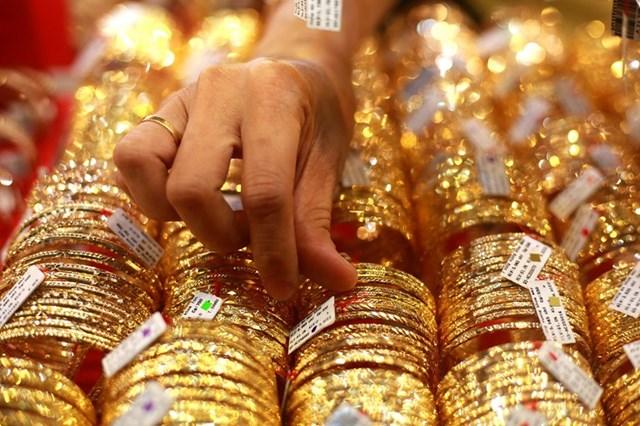 Vàng vẫn là kênh đầu tư được coi là khá hấp dẫn.