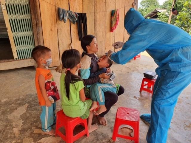 Ngành Y tế tỉnh Đắk Lắk đang nỗ lực triển khai công tác phòng chống bệnh bạch hầu.