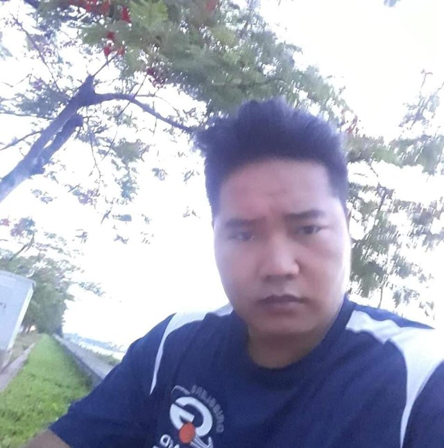 Trương Văn Chung vừa bị Công an Hà Nam bắt giữ.