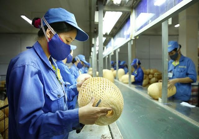 Doanh nghiệp khó khăn duy trì sản xuất.