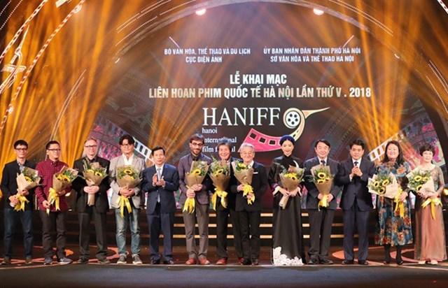 Lùi thời gian tổ chức Liên hoan Phim quốc tế Hà Nội - Ảnh 1