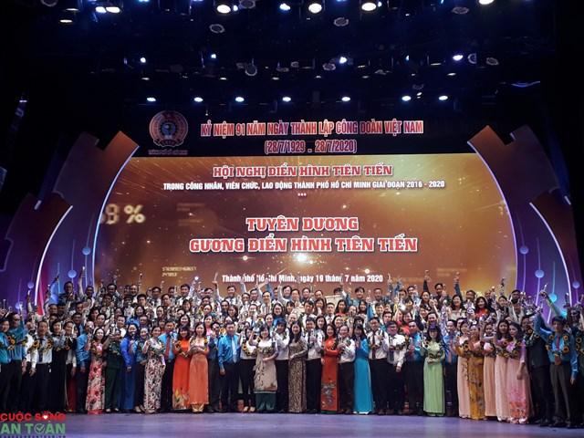 TP Hồ Chí Minh: 51 tập thể, 161 cá nhân được vinh danh - Ảnh 1