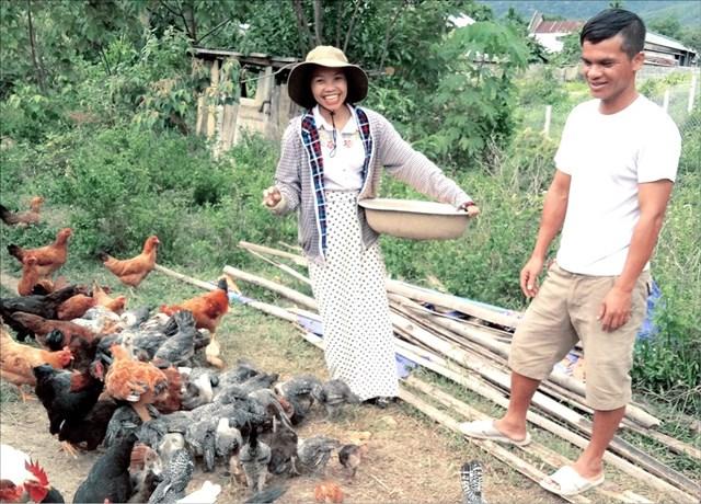 Nhiều hộ dân tại huyện miền núi A Lưới đã vươn lên thoát nghèo.