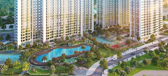 'Săn' căn hộ hoàn thiện với giá hơn 1 tỷ đồng - Ảnh 2
