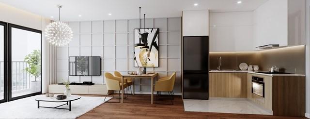 'Săn' căn hộ hoàn thiện với giá hơn 1 tỷ đồng - Ảnh 1