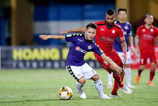 TPHCM tiếp Hà Nội sẽ là tâm điểm của vòng đấu này.