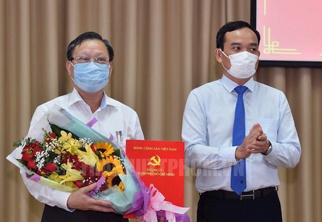 Nhân sự mới TP HCM, Hà Nội, Đà Nẵng và 5 địa phương - Ảnh 1