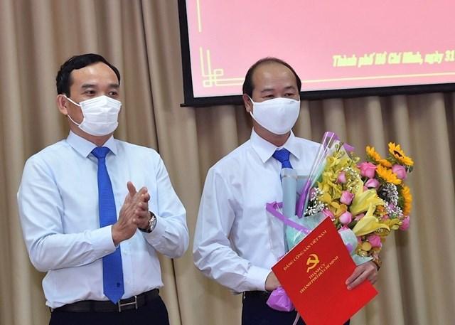 Nhân sự mới TP HCM, Hà Nội, Đà Nẵng và 5 địa phương - Ảnh 2