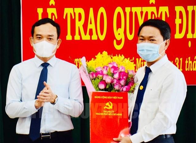 Nhân sự mới TP HCM, Hà Nội, Đà Nẵng và 5 địa phương - Ảnh 3