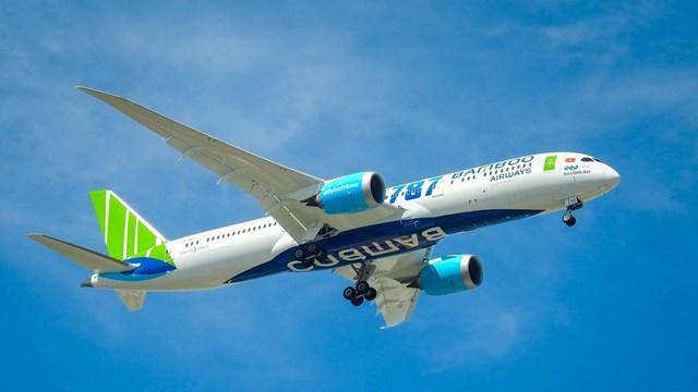 Từ 5/8, Bamboo Airways khai trương 4 đường bay kết nối Cần Thơ với Hải Phòng, Cam Ranh, Đà Lạt và Vinh.