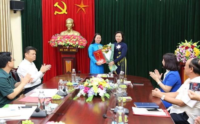 Nhân sự mới TP HCM, Hà Nội, Đà Nẵng và 5 địa phương - Ảnh 5