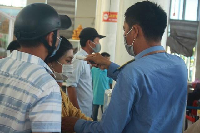 Tỉnh Quảng Ngãi tăng cường phòng. chống dịch Covid-19.