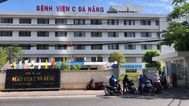Bệnh viện C Đà Nẵng. Ảnh minh họa.
