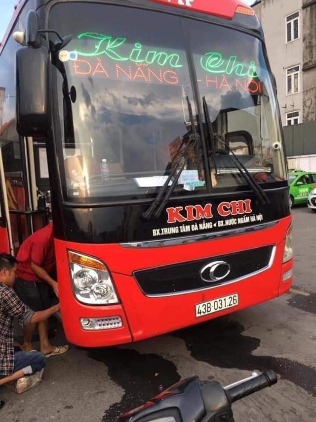 Nghệ An thông báo tìm kiếm người ngồi trên xe khách Kim Chi có BKS 43B-031.26 liên hệ ngày các Trung tâm y tế để khai báo y tế.