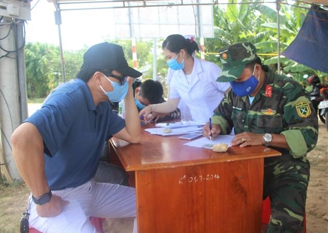 Ngành chức năng Quảng Nam tăng cường phòng, chống dịch Covid-19.