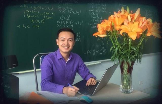 Thầy Trần Mạnh Tùng.