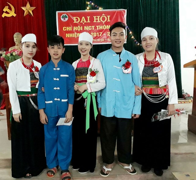 Các hoạt động gìn giữ bản sắc văn hóa Mường thường xuyên được tổ chức tại địa phương.