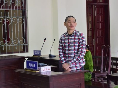 Bị cáo Cher Wei Hon.