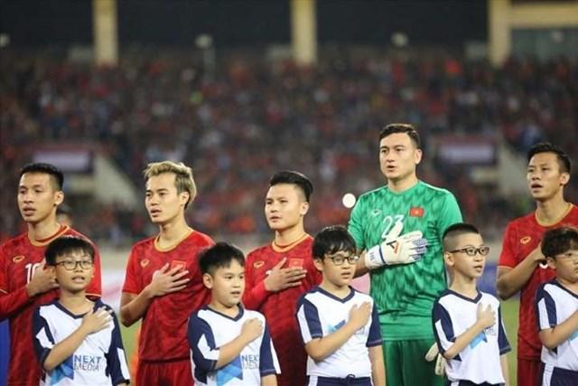 Đội tuyển Việt Nam vẫn làm khách Malaysia vào tháng 10 - Ảnh 1