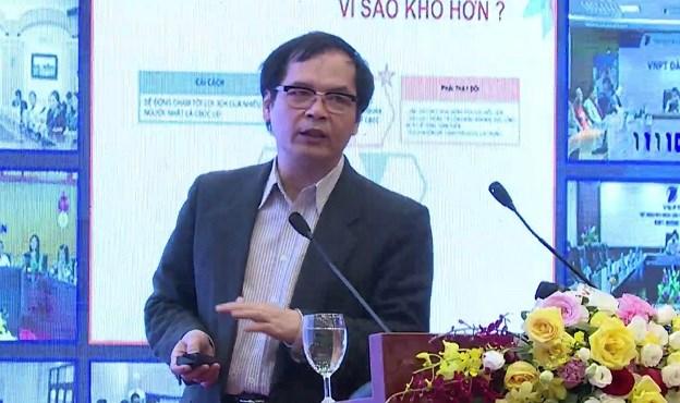 Ông Tô Hoài Nam.