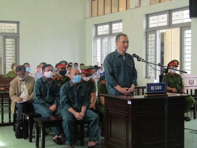 Bị Phạm Thanh Thái, nguyên Trưởng Phòng Tài nguyên và Môi trường TP Phan Thiết.