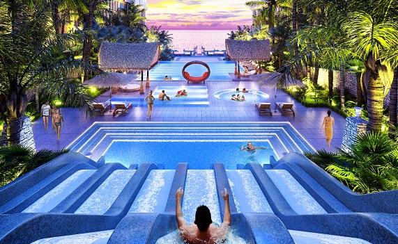 Thiên đường giải trí, nghỉ dưỡng biển Apec Mandala Wyndham Mũi Né.