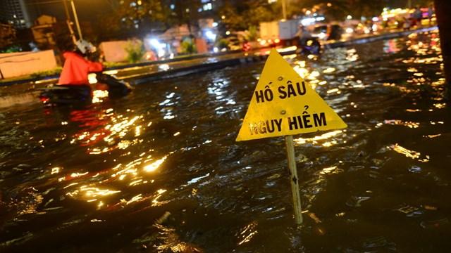 Người dân mong muốn cần khắc phục tình trạng ngập lụt và ô nhiễm môi trường.