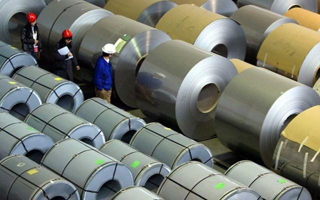 EVFTA mở ra nhiều cơ hội cho thép Việt.