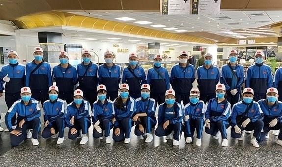 Đội tuyển Quân y Việt Nam tham dự Army Games 2020. Ảnh: qdnd.vn.