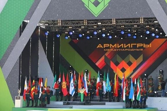 Hội thao quân sự quốc tế Army Games 2020 - những điều cần biết Army Games đang trở thành sự kiện quân sự quốc tế thường niên nhận được sự quan tâm của quân đội nhiều quốc gia trên thế giới. Ảnh: TASS.