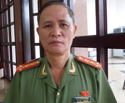 Ông Phạm Trường Dân.