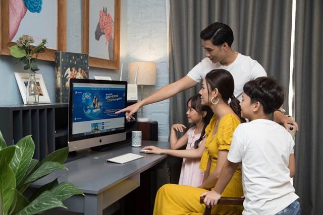 Gói tích hợp Home Combo đạt giải bạc IT World Awards 2020 nhiều khách hàng chọn dùng.