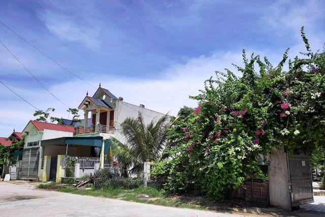 Dự án gần 10.000 m2 đất tại phường Hải Thanh bị chủ đầu tư cắt nhỏ, cho thuê lại.