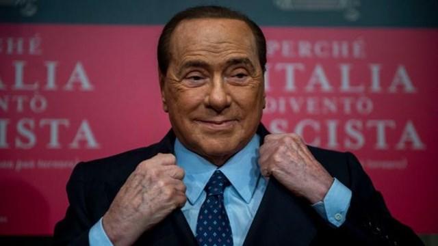 Cựu Thủ tướng Ý Berlusconi mắc Covid-19 - Ảnh 1