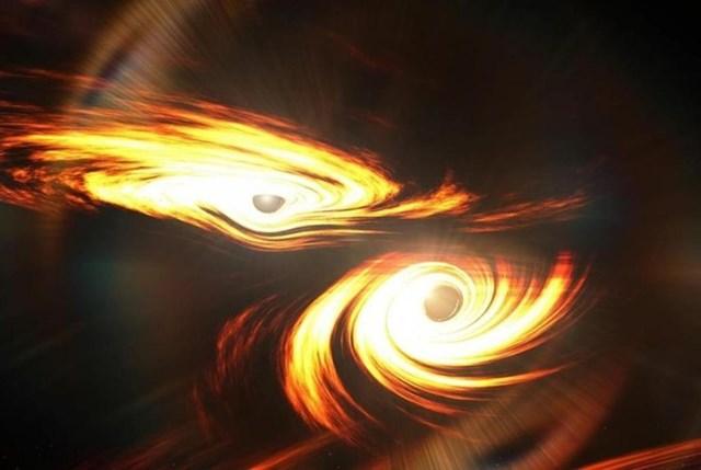 Phát hiện hố đen tầm trung đầu tiên của vũ trụ - Ảnh 1