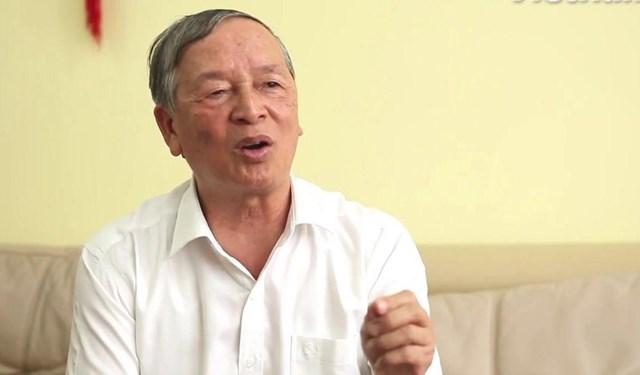 Ông Vũ Vinh Phú.