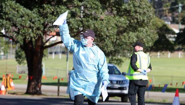 Chính quyền bang Victoria kéo dài lệnh phong tỏa. Nguồn: AP.