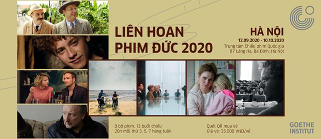 Liên hoan phim Đức 2020 - Ảnh 1