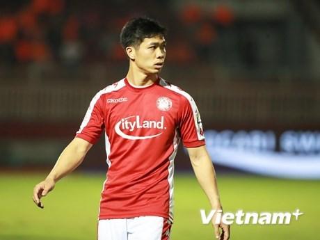 Công Phượng hết cơ hội thi đấu AFC Cup 2020. (Ảnh: Hải An/Vietnam+).
