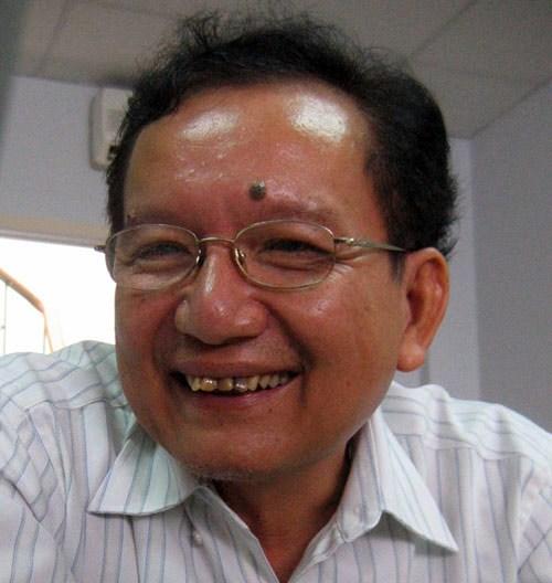 TS Lê Văn Bảnh.