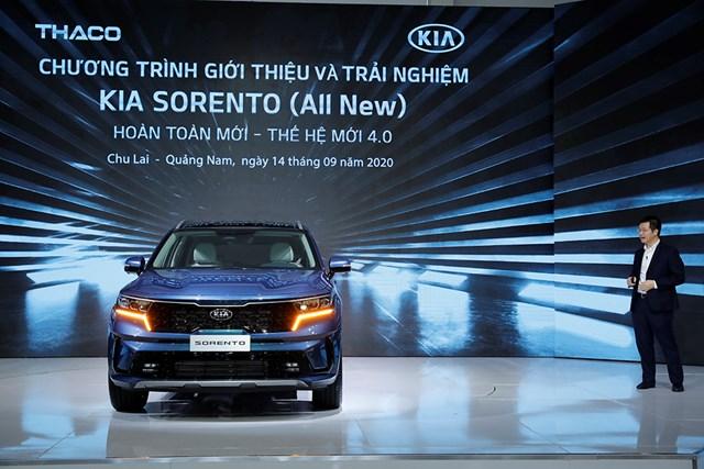 THACO giới thiệu mẫu xe Sorento thế hệ mới - Ảnh 4
