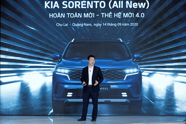 THACO giới thiệu mẫu xe Sorento thế hệ mới - Ảnh 2