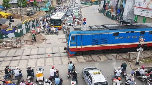 Ngành đường sắt đứng trước nguy cơ tụt hậu.