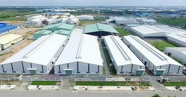 Trong khó khăn, bất động sản công nghiệp vẫn thu hút nhà đầu tư.